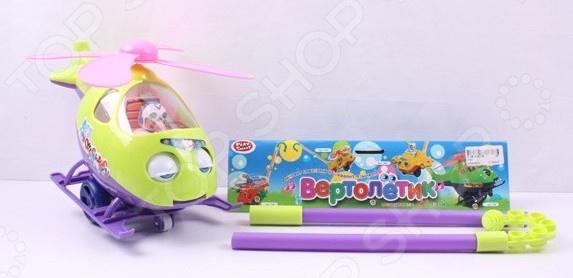 Игрушка-каталка PlaySmart «Вертолетик»