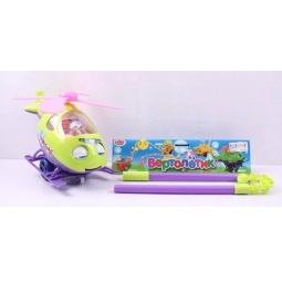фото Игрушка-каталка PlaySmart «Вертолетик»