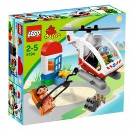 фото Конструктор LEGO Вертолет скорой помощи