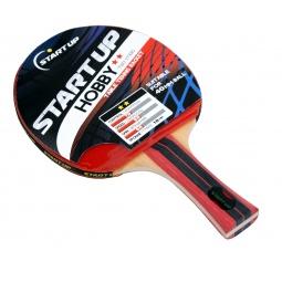 Купить Ракетка для настольного тенниса Start Up Hobby 2Star с прямой ручкой