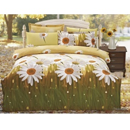 Купить Комплект постельного белья Jardin Camomile. 1,5-спальный