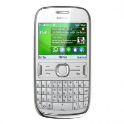 фото Мобильный телефон Nokia 302 Asha. Цвет: белый