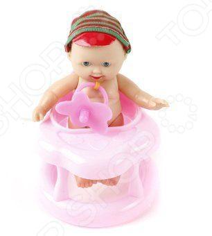 Пупс Shantou Gepai «В ходунках»Пупсы<br>Пупс Shantou Gepai В ходунках станет хорошим подарком для вашей девочки. Как показывает практика, из всего обилия игрушек девочкам больше всего нравятся куклы и пупсы. И игры с ними важны, поскольку развивают фантазию, помогают научить детей доброте и заботе, почувствовать ответственность по сути, ребенок представляет себя в роли матери .<br>