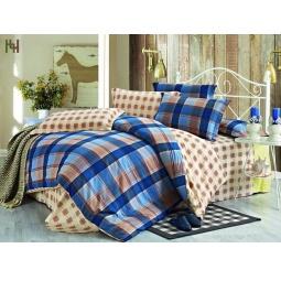 фото Комплект постельного белья Amore Mio Evening. Provence. Семейный