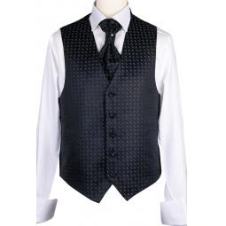 фото Жилет Mondigo 20639. Цвет: черный. Размер одежды: XXS
