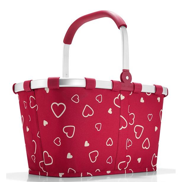 фото Корзина для покупок Reisenthel Carrybag Hearts