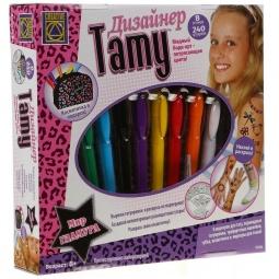 фото Игровой набор для модниц Creative «Дизайнер Тату» 6046