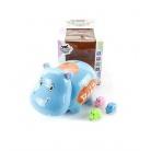 Купить Игрушка интерактивная Shantou Gepai «Мама и малютки. Бегемот»