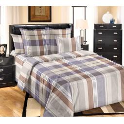 фото Комплект постельного белья Королевское Искушение «Уэльс». 2-спальный. Размер простыни: 220х195 см