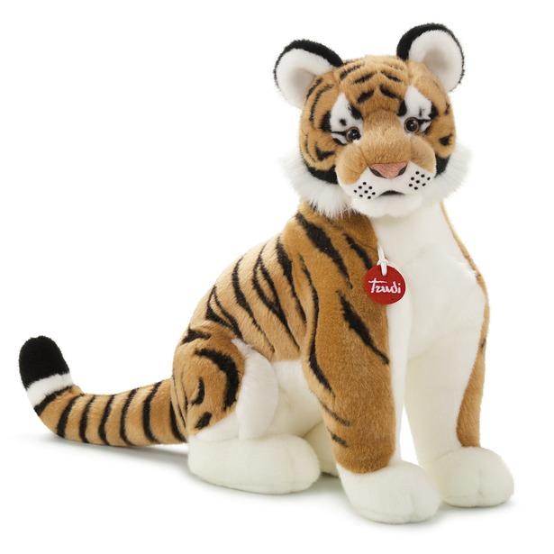 фото Мягкая игрушка Trudi Тигр Саша сидящий