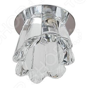 Светильник потолочный декоративный Эра DK46 CH/WH Эра - артикул: 560287