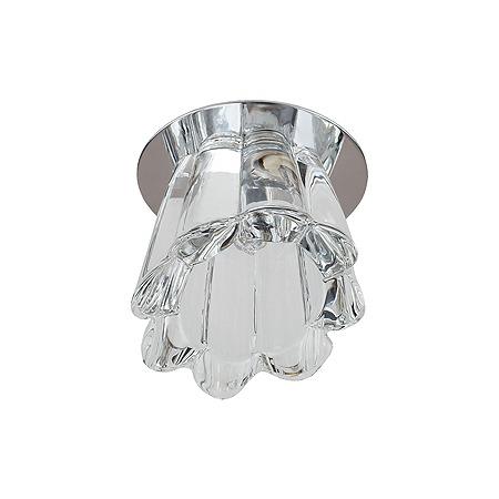Купить Светильник потолочный декоративный Эра DK46 CH/WH