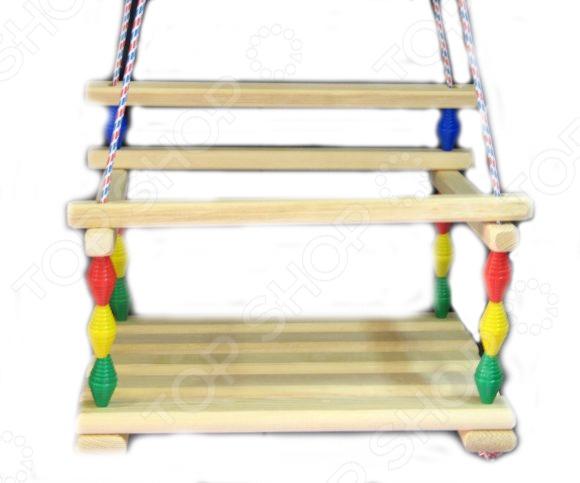 Качели для детей Деревянные игрушки - Владимир «Гномик»