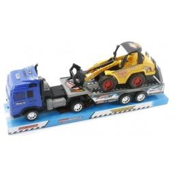 фото Набор машинок инерционных Shantou Gepai «Автовоз с трактором»