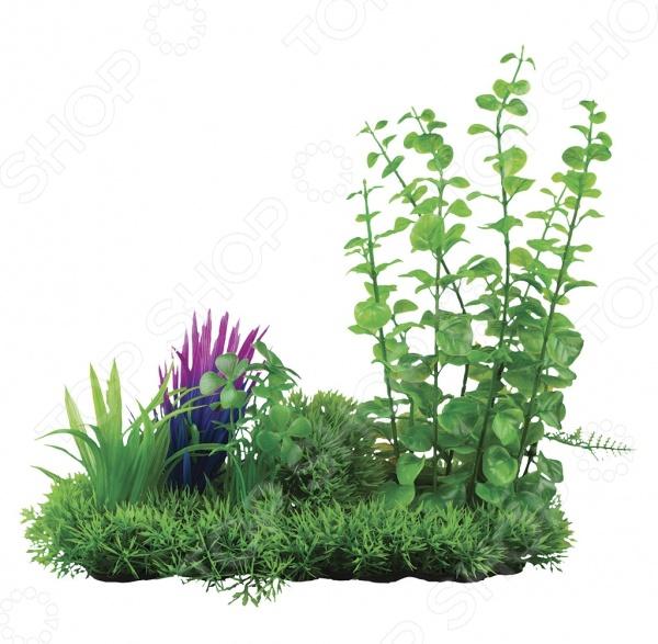 Искусственное растение DEZZIE 5626192Аквариумный дизайн<br>Искусственное растение DEZZIE 5626192 растение для аквариума, выполненное из качественных и безопасных материалов. Используется для оформления аквариумов. Такое растение может прослужить много лет будет хорошо также сочетаться среди натуральных растений. Также с его помощью можно будет быстро и оригинально изменить дизайн аквариума. Такое растение придаст аквариуму уют и неповторимый вид.<br>