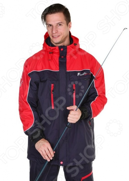 Куртка для рыбалки NOVA TOUR «Коаст PRO»