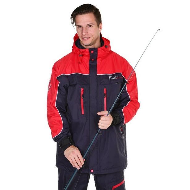 фото Куртка для рыбалки NOVA TOUR «Коаст PRO». Размер одежды: L
