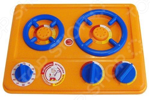 Плита портативная игрушечная Игрушкин «Малютка»