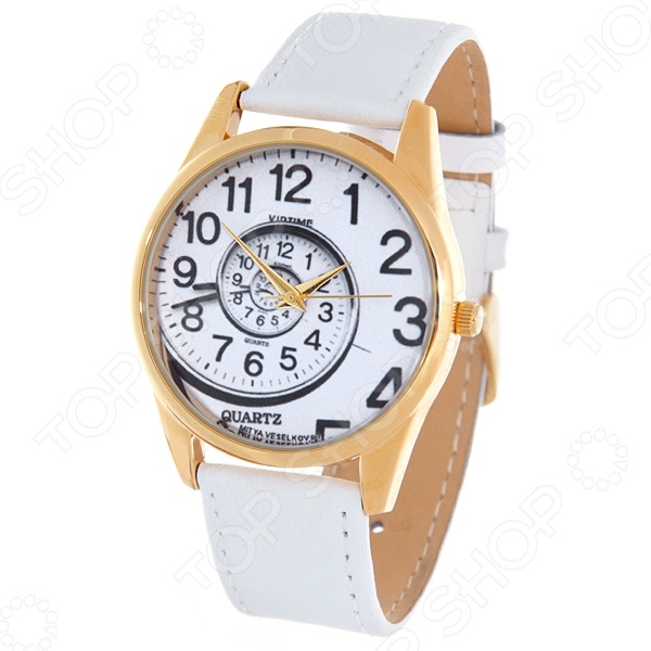 Часы наручные Mitya Veselkov «Спираль времени» Shine часы наручные mitya veselkov бабочки и ноты shine