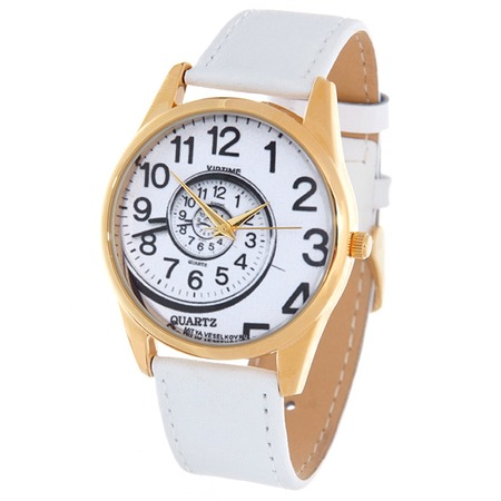 Купить Часы наручные Mitya Veselkov «Спираль времени» Shine