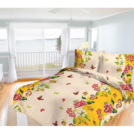 Купить Комплект постельного белья Олеся «Лето». Семейный
