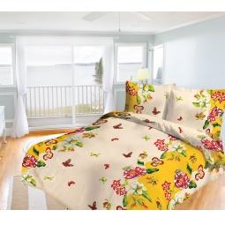 фото Комплект постельного белья Олеся «Лето». Семейный