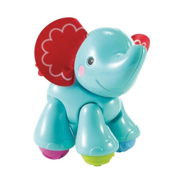 фото Игрушка-прорезыватель подвижная Fisher Price CGG82 «Слоненок»