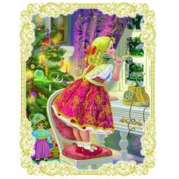 фото Пленка декоративная для окна Феникс-Презент 34325 «Девочка»