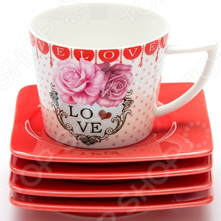Чайный набор Loraine LR-24696 стеллар детская посуда чайный набор