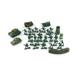 фото Набор игровой для мальчика Shantou Gepai «Набор солдатиков»