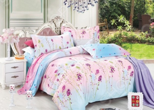 комплект постельного белья primavelle silvery 2 спальный Комплект постельного белья Primavelle Vesta. 2-спальный