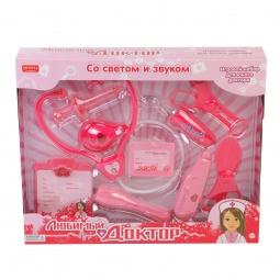 фото Игровой набор для девочки Zhorya «Любимый доктор» 1700195