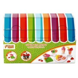 фото Набор для лепки Color Puppy «Фруктовые десерты»