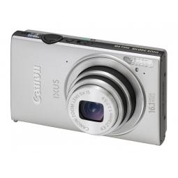 фото Фотокамера цифровая Canon IXUS 240 HS. Цвет: серебристый