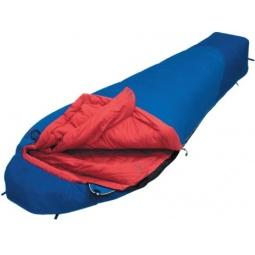 фото Спальный мешок Alexika Tibet Compact. Расположение молнии: левостороннее