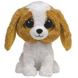 фото Мягкая игрушка TY Собака COOKIE. Высота: 15 см