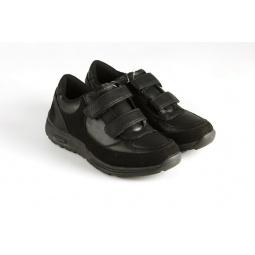 Купить Кроссовки адаптивные женские Walkmaxx. Цвет: черный