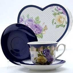 Купить Чайная пара Mayer&Boch MB-22990 «Розы»