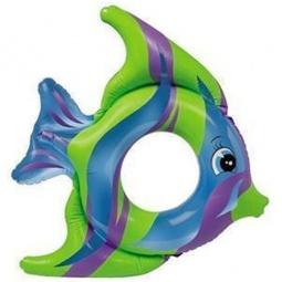 Купить Круг надувной Intex «Тропическая рыба» 59219. В ассортименте