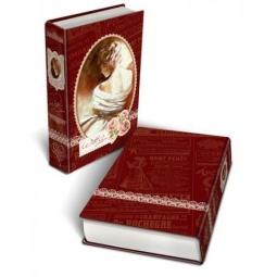фото Книга-шкатулка Феникс-Презент «Незнакомка»
