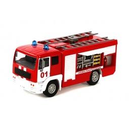 фото Модель коллекционная Пламенный Мотор «Служба пожаротушения»