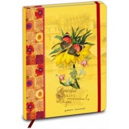 Купить Дневник школьный Проф-Пресс «Желтый цветок»