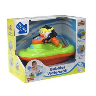 Купить Игрушка для ванны HAP-P-KID «Пингвиненок на катере»