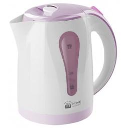 фото Чайник Home Element HE-KT156. Цвет: фиолетовый, белый