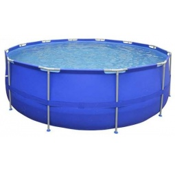 фото Бассейн каркасный Jilong Round Steel Frame Pools JL016093NG
