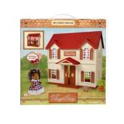 Купить Набор игровой Village Story «Домик с красной крышей»