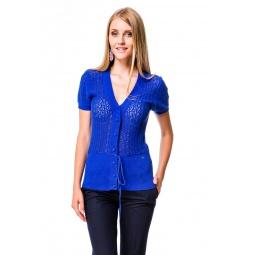 фото Жакет Mondigo 9716. Цвет: синий. Размер одежды: 42