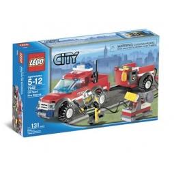 фото Конструктор LEGO Пожарный внедорожник 25299