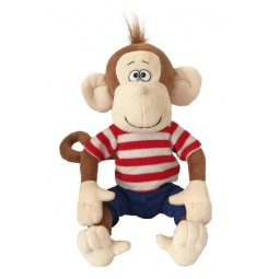 фото Мягкая игрушка Fluffy Family «Обезьянка Бибу»
