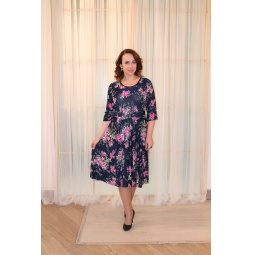 Платье Матекс Гороскоп цветов